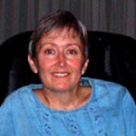 Sandra Davison, Christmas 2002.