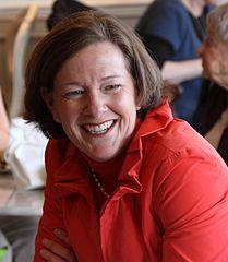 Alison Redford, 2012.