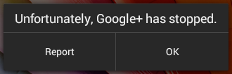 Google+ has stopped, which is very unfortunate.